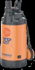 Pompa submersibila multi-blade Pedrollo TOP MULTI-2  0.55 kW