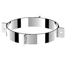 Ø180 Clema de fixare cu 3 inele (inox 304)