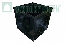8472 Camin PolyMax orizont. 400x400x390 D110-300
