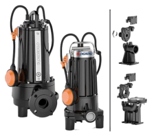 Pompa de drenaj fecala cu taitor Pedrollo TRITUS TRm1.1 1.1 kW