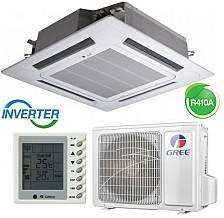 Conditioner GREE de tip CASETA Inverter seria U-MATCH GKH18K3FI + GUHD18NK3FO