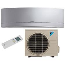 Кондиционер DAIKIN Inverter EMURA FTXJ25MS+RXJ25M R32 A+++ (серый)