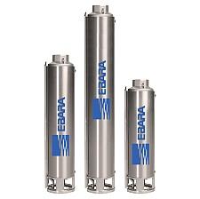 Pompa submersibila Ebara 4WN3-5 0.37 kW pina la 32 m