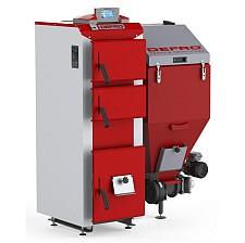 Cazan pe combustibil solid Defro Komfort Eko Duo PZ 15 kW
