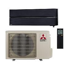 Conditioner Mitsubishi Electric Inverter MSZ-LN25VGB-ER1-MUZ-LN25VG-ER1 (черный оникс)