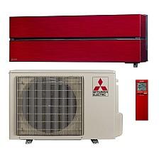 Conditioner Mitsubishi Electric Inverter MSZ-LN25VGR-ER1-MUZ-LN25VG-ER1 (рубиново-красный)