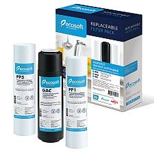 Set de cartuse Ecosoft pentru sistem cu osmoza inversa