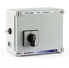 Пульт управления Pedrollo QEM 075 (0.75 лс)