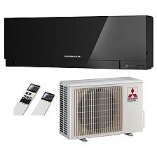 Conditioner Mitsubishi Electric Inverter MSZ-EF25 VE2-MUZ-EF25 VE Black