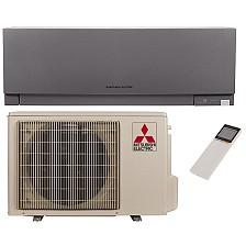 Conditioner Mitsubishi Electric Inverter MSZ-EF25 VE2-MUZ-EF25 VE Silver