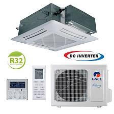 Conditioner GREE de tip CASETA Inverter seria U-MATCH GUD50T-A-T+GUD50W-HhA-X