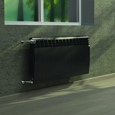 Radiator bimetal Royal Thermo Biliner black 500