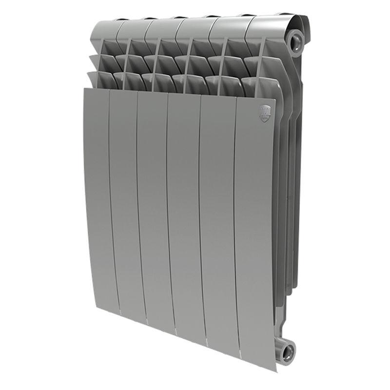 Биметаллический радиатор Royal Thermo Biliner silver 500